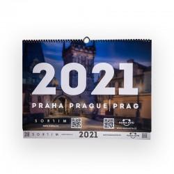 Firemní kalendář A3+
